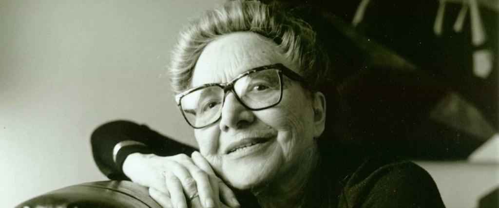 Esphyr Slobodkina Portrait