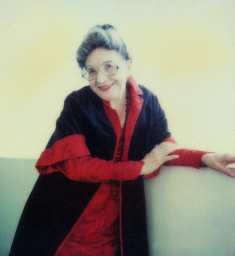 Esphyr Slobodkina c. 1988
